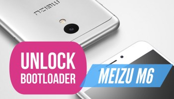 Meizu M6s User Lock Remove