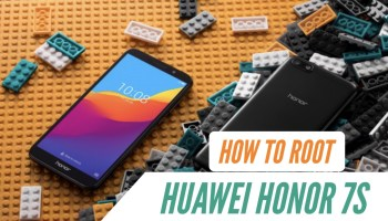 How to Install TWRP Recovery on Huawei Honor 7S? GUIDE!