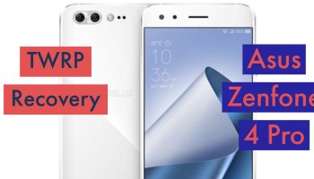 How to Install TWRP Recovery on Asus Zenfone 4 ZE554KL