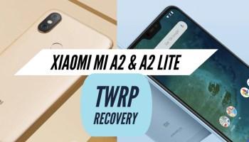 Download & Install Custom ROM on Xiaomi Mi A2 & A2 Lite - TWRP!