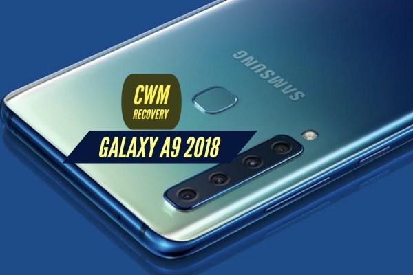 CWM Galaxy A9 2018
