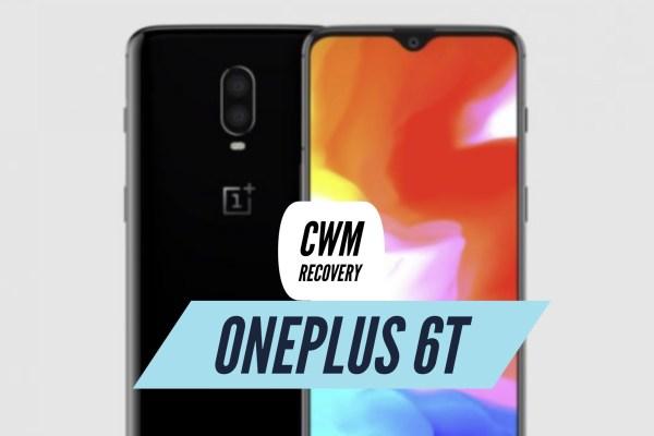 CWM OnePlus 6T