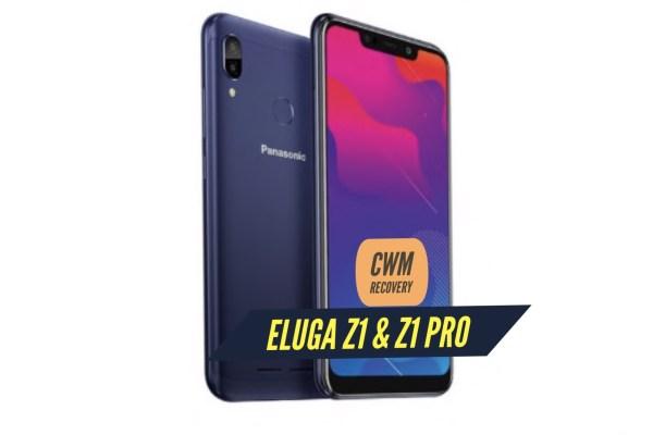 CWM Panasonic Eluga Z1 & Z1 Pro