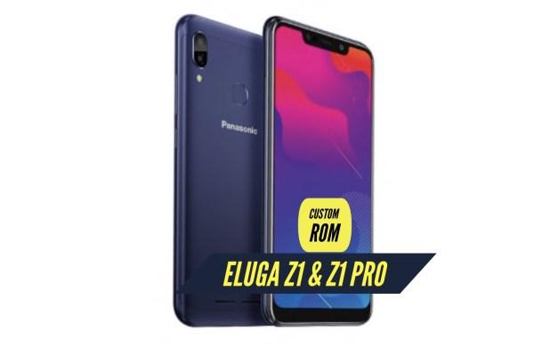 Eluga Z1 & Z1 Pro Custom ROM