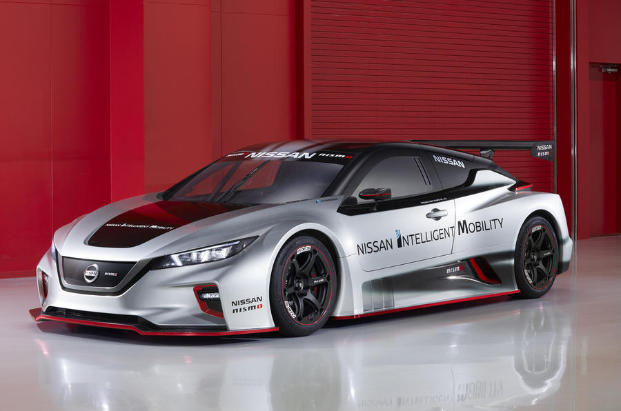 Nissan Leaf Nismo RC Car Launched