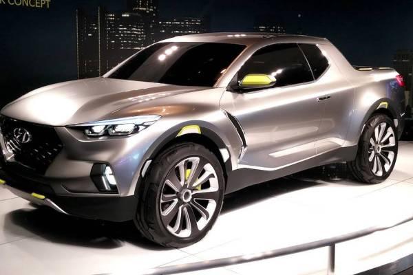 Hyundai Santa Cruz Launch Americs