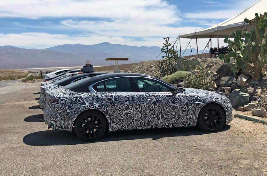 Jaguar XE Facelift Sedan