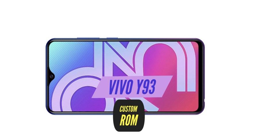 How to Install Custom ROM on VIVO Y93 : CWM & TWRP
