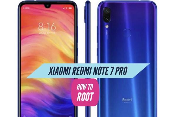 Root Xiaomi Redmi Note 7 Pro