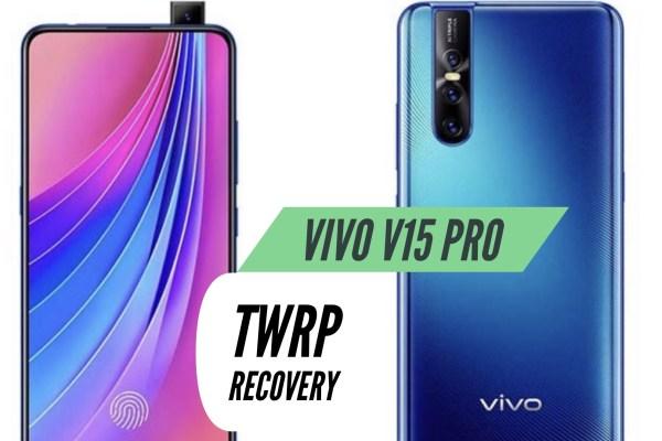 TWRP VIVO V15 Pro