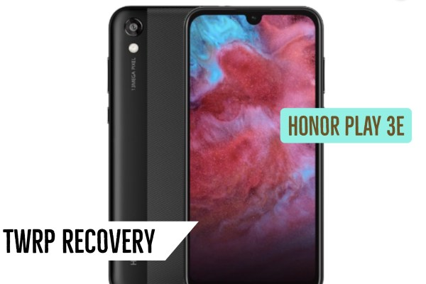Honor Play 3E TWRP Recovery