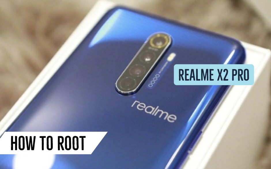 Root Realme X2 Pro