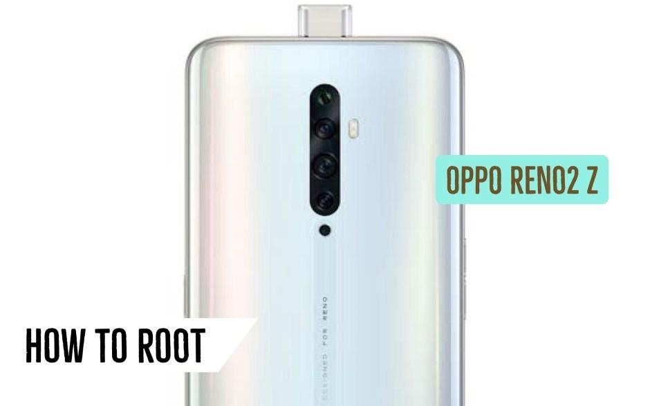 Root OPPO Reno 2Z