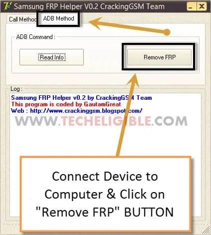 Remove FRP Samsugn Galaxy S8 by FRP Helper