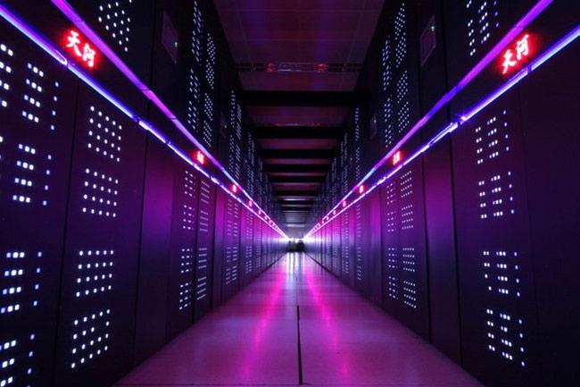 Super computador mais poderoso do mundo é chinês