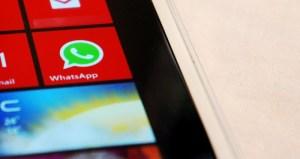 WhatsApp para Windows Phone recebe actualização