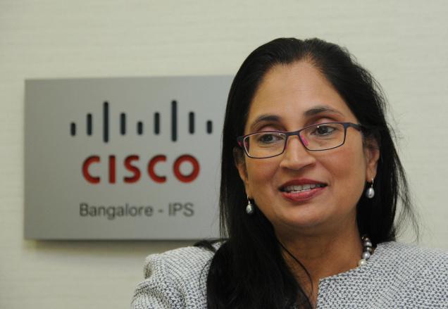 Cisco apresenta parceria para mudar cidades e industria