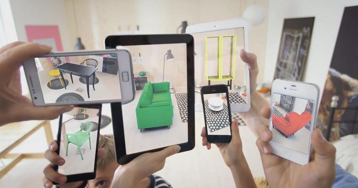 Realidade Virtual e Realidade Aumentada – Evolução