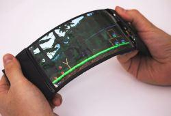 Smartphone que dobra Reflex