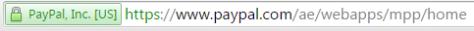 Paypal certificado