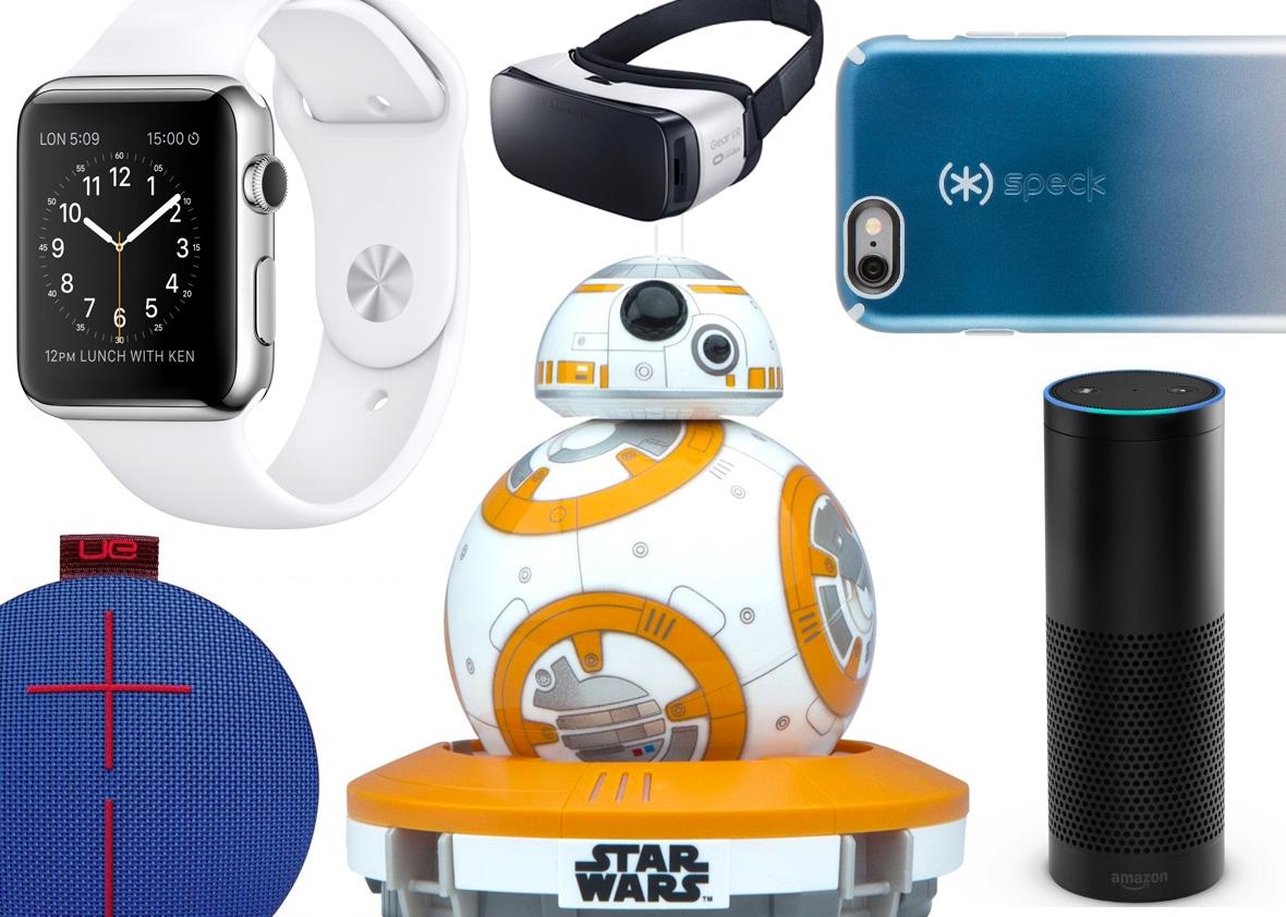 Gadgets: os mais peculiares para este ano!