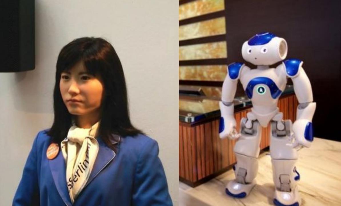 Robôs: com qual se sente mais à vontade para viver lado a lado?