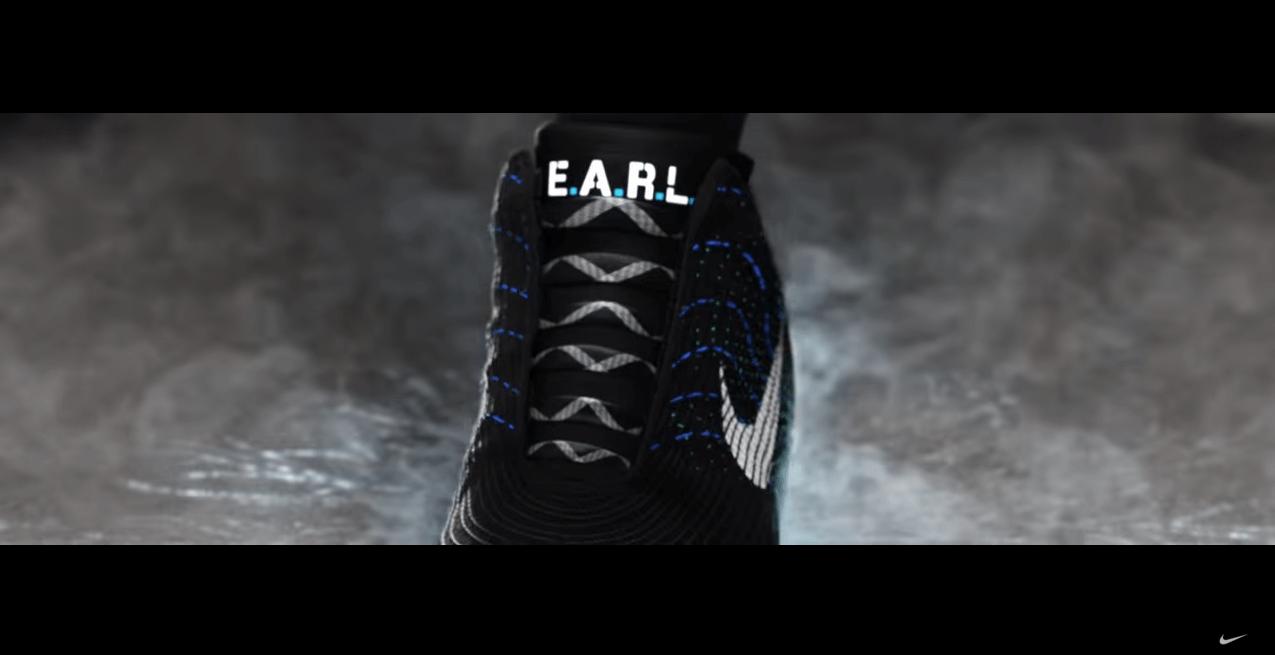 Nike HyperAdapt 1.0 são os ténis de alta performance do futuro