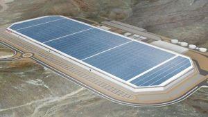 Gigafábrica da Tesla