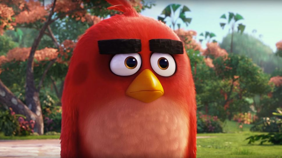 Angry Birds desiste do Windows Phone