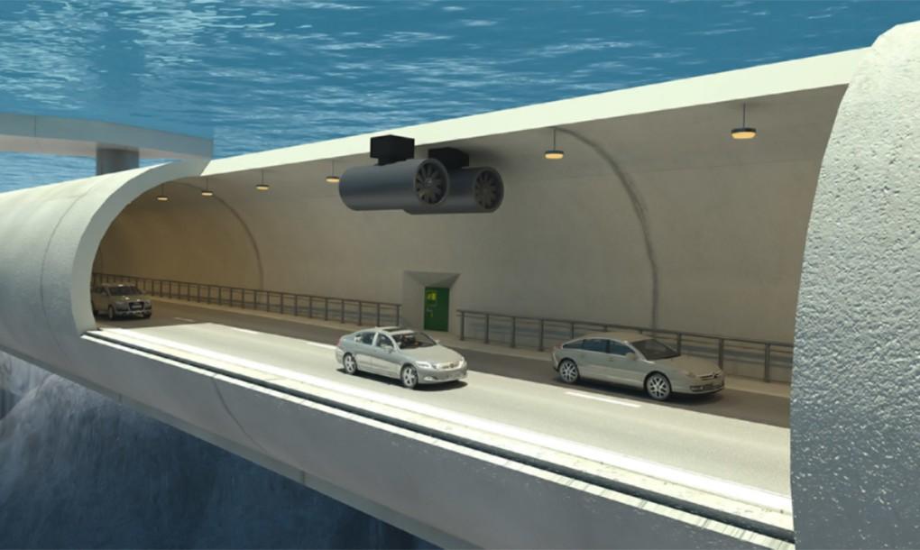 Noruega e os primeiros túneis submersos flutuantes