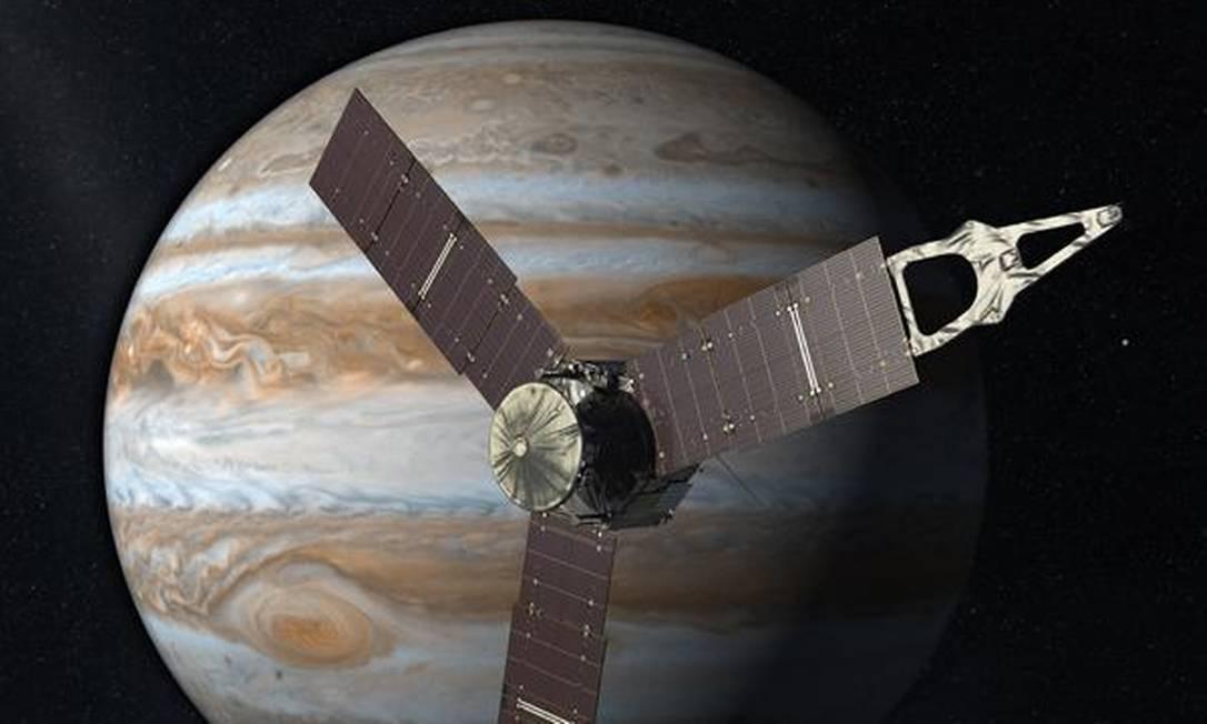 Missão da NASA quebra recorde mundial!