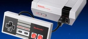 Nintendo vai terminar a produção da NES Classic Edition