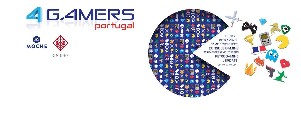 4Gamers: Estreia do maior evento de gaming português