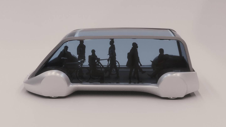 Transportes públicos que vão andar a 200 à hora