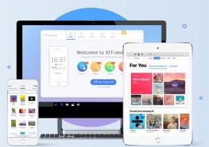 IOTransfer 2: Uma alternativa para gerir o seu iPhone ou iPad