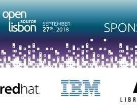 Open Source Lisbon 2018 - First Sponsors Announced_2