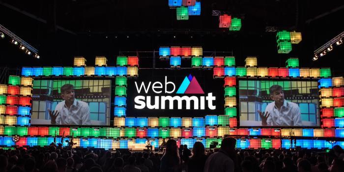 Web Summit Lisboa 2018 7 nov
