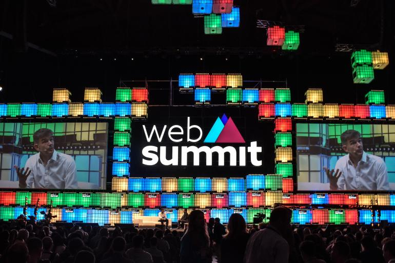 Web Summit Lisboa 2018 7 nov