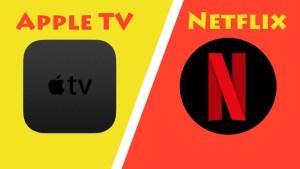 Apple vs Netflix: Uma guerra que já é oficial