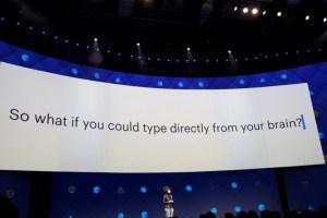 Escrever no Facebook com a mente?