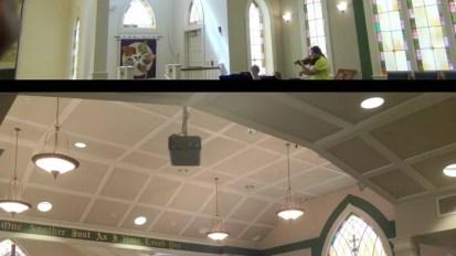 Vashon United Methodist Church AV Upgrade