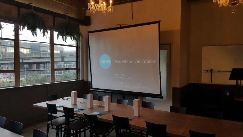 Xero Certification with Peerspace