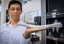 Conflexpave: New Type Of Bendable Concrete