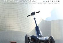 Transboard: The New Generation Of Electric Scooter