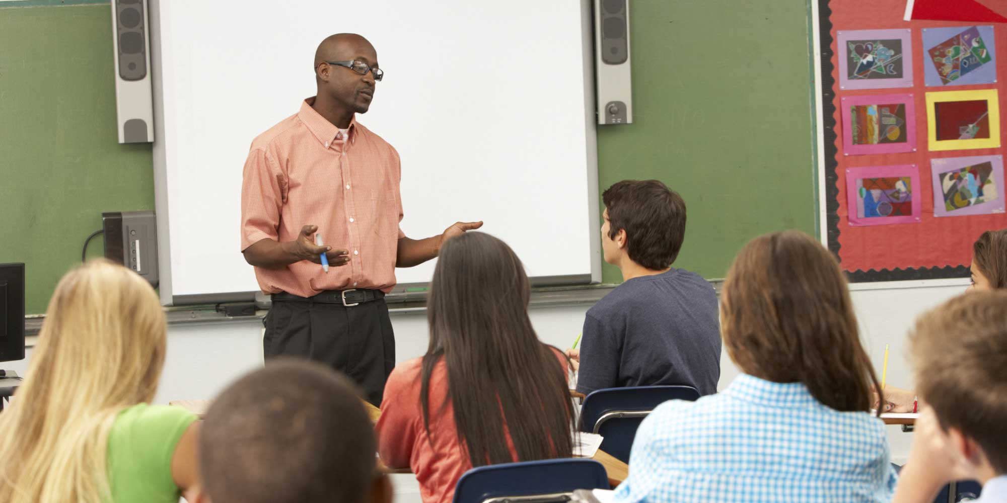 How Teachers Help Students Whove >> Black Students Who Have At Least One Black Teacher Are More Likely