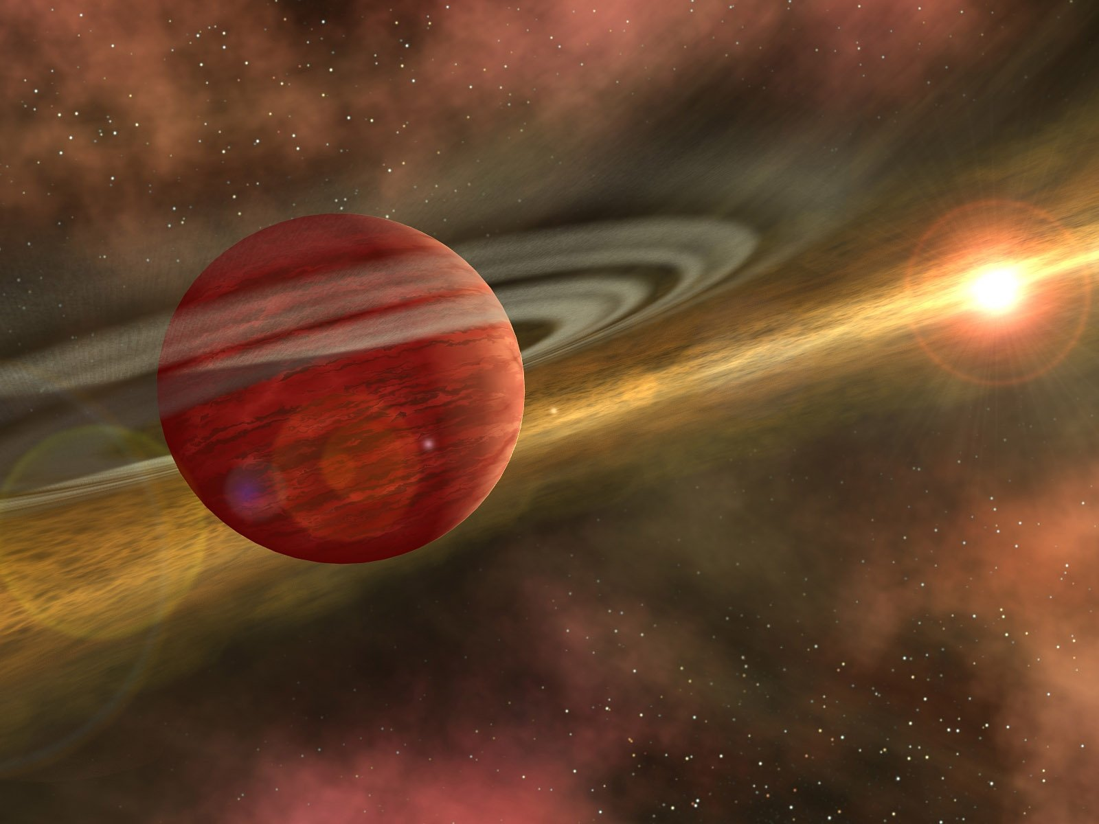 New 'Hot Jupiter' Exoplanet Detected By K2 Mission