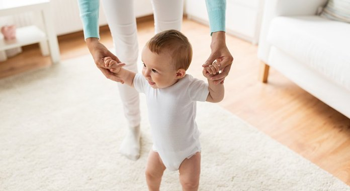 Insight into how infants learn to walk