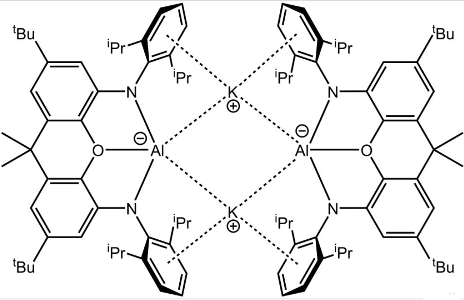 A game-change in aluminium chemistry