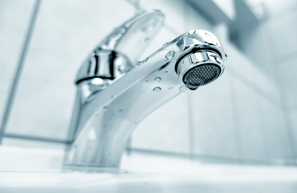 What causes the sound of a dripping tap – and how do you stop it?