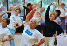 Older adults who become physical may reduce their risk of heart disease